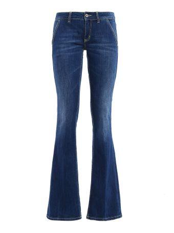 Bianca Low Waist Slim Jeans