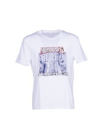 Stella Mccartney Members Print T-shirt