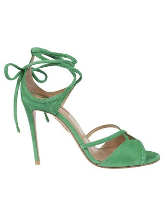Aquazzura Goddess Platform Sandals
