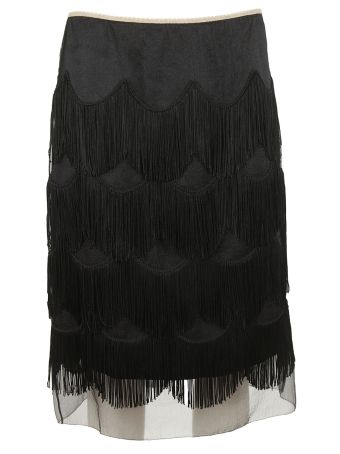 Marc Jacobs Organza Skirt