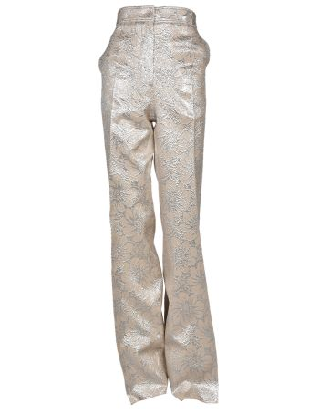 Rochas High Waisted Trousers