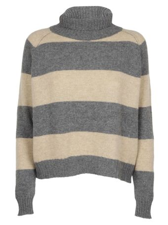 Zanone Striped Jumper