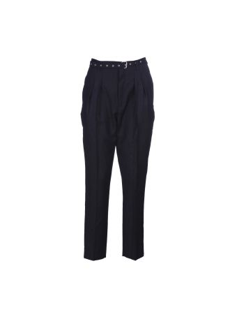 High Waisted Cropped Pants From Iro