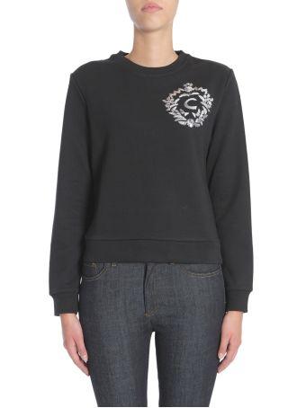 Round Collar Sweatshirt