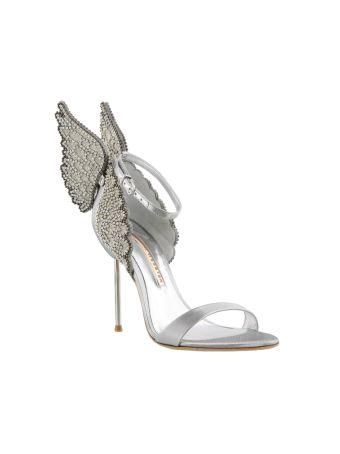 Sophia Webster Evangeline Crystal Pump Sandal