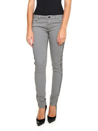 Jeans With Strap