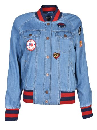 Tommy Hilfiger Denim Bomber Jacket