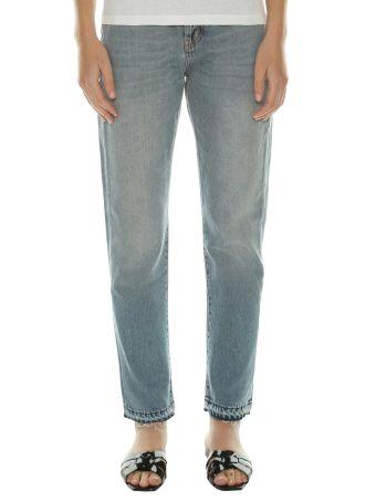 Saint Laurent Vintage Denim Jeans