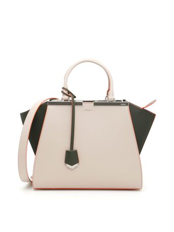 Calfskin 3jours Shopping Bag