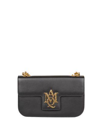 Alexander McQueen Insignia Leather Bag