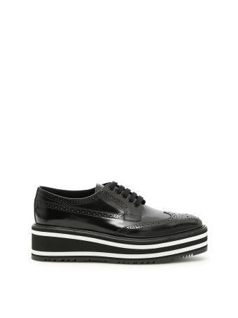 Brushed Calfskin Lace-ups