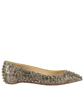 Ballet Flats Shoes Women Christian Louboutin
