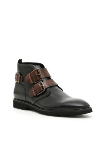 Sicilia Desert Boots