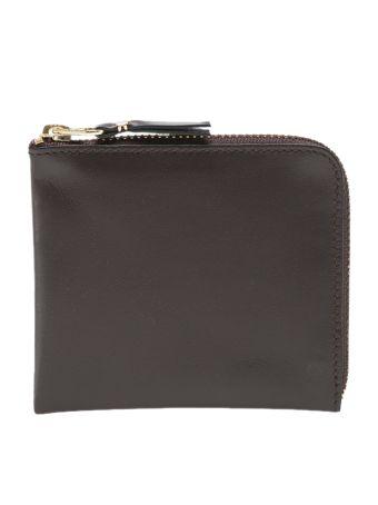 Comme Des Garçons Wallet Zipped Wallet