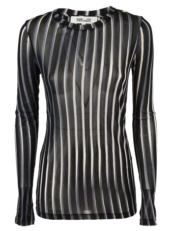 Diane Von Furstenberg Diane Von Furstenberg Fitted Pullover