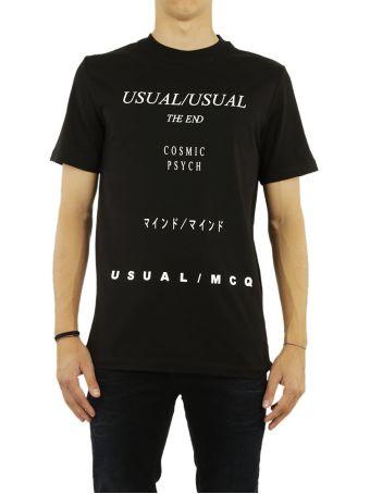 Mcq Alexander Mcqueen Lyrics T-shirt
