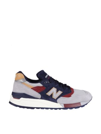 New Balance Lateral Logo Sneakers