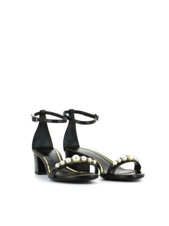Lanvin Pearl Sandal