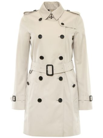 Midi Kensington Trench Coat