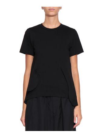 Comme des Garçons Asymmetric Cotton Shirt