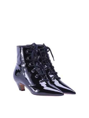 Christian Dior Lace Up Boots