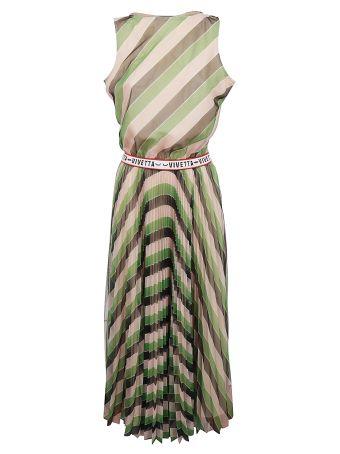 Vivetta Striped Dress