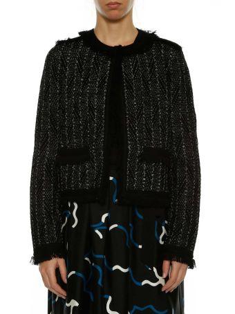 Diane Von Furstenberg Wool Blend Blazer