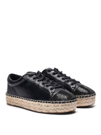 Joslyn Sneaker-style Espadrilles