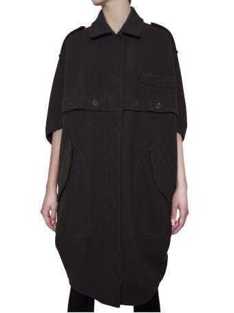 Moschino Oversized Coat