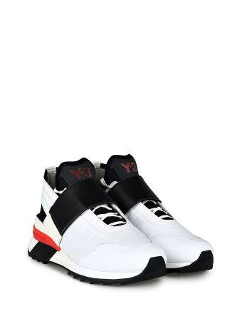 Y-3 Atira Leather Sneakers