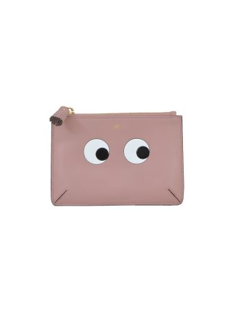 Anya Hindmarch Small Clutch With Eyes