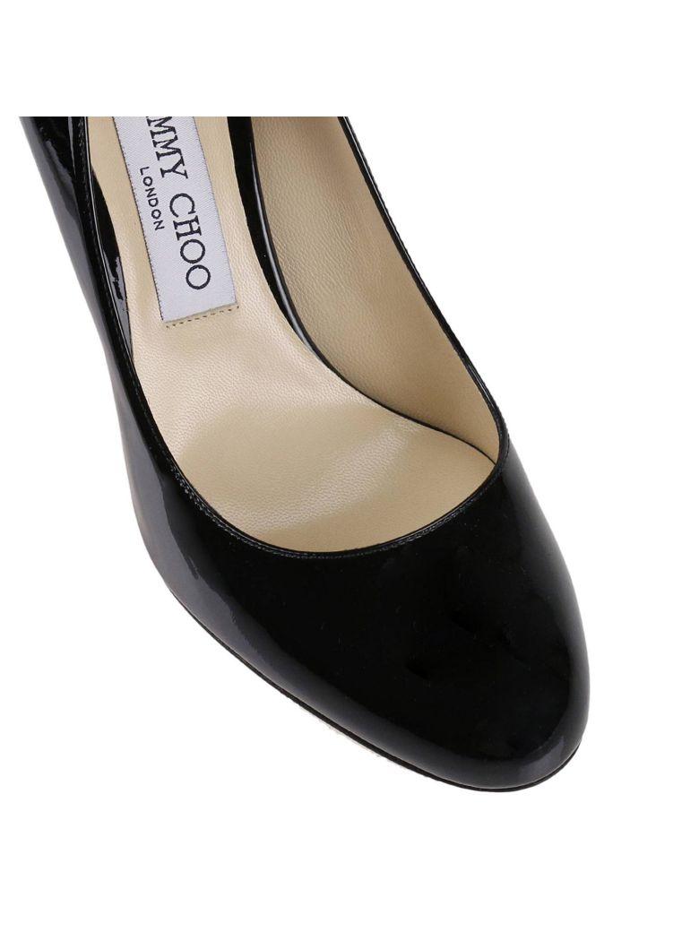 jimmy choo pumps shoes in black modesens
