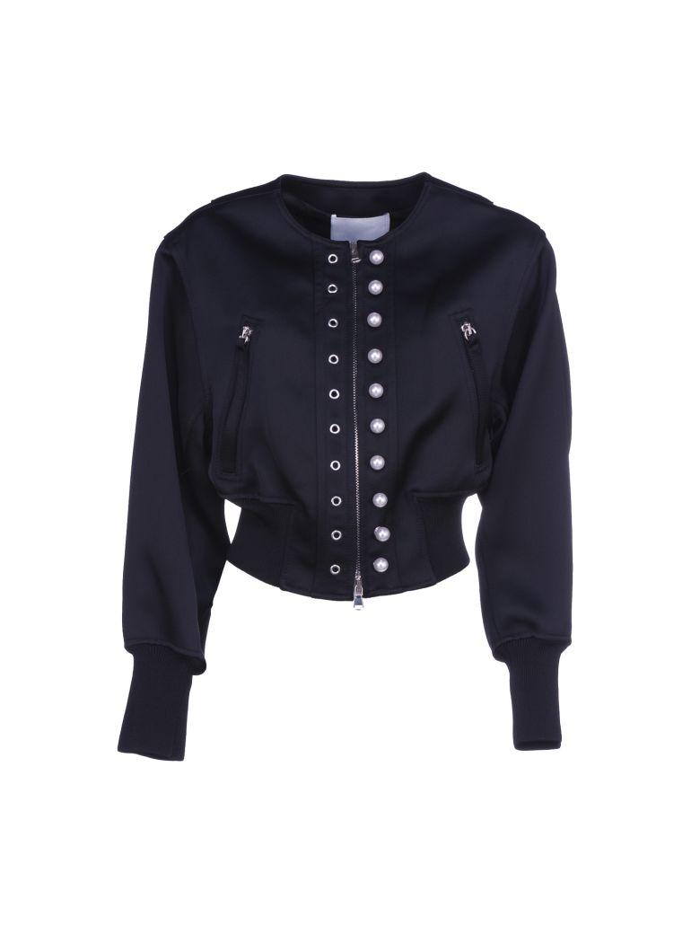 3.1 Phillip Lim  3.1 Phillip Lim Embellished Cropped Jacket