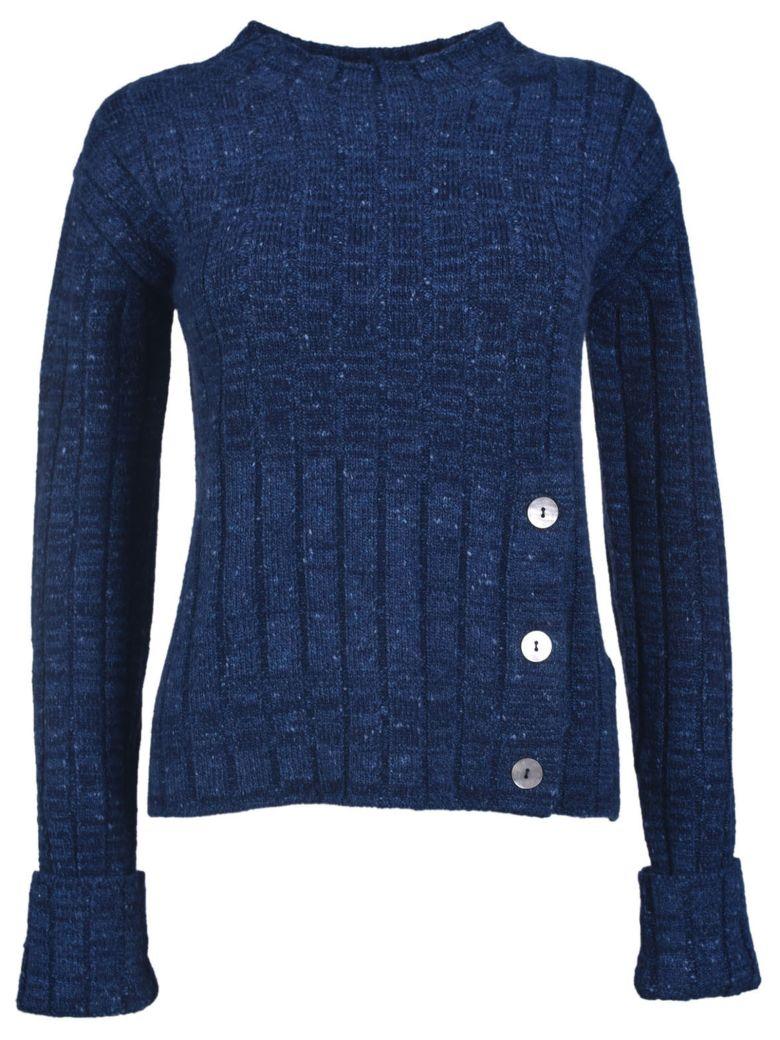 Zanone Zanone Slim Fit Knitted Sweater