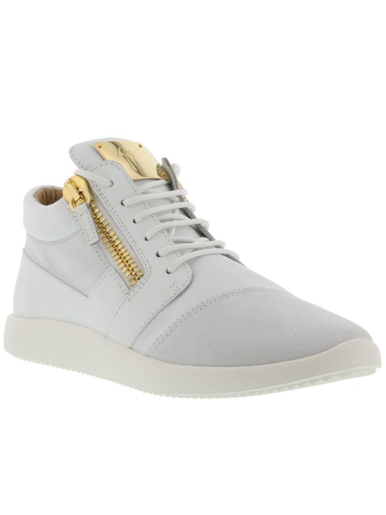 GIUSEPPE ZANOTTI Runner Sneaker in Cambco