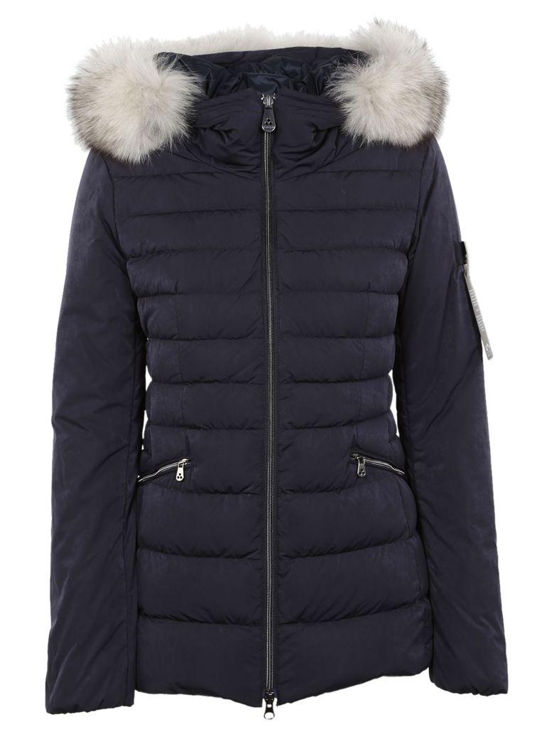 Peuterey Peuterey Fur Trim Down Jacket