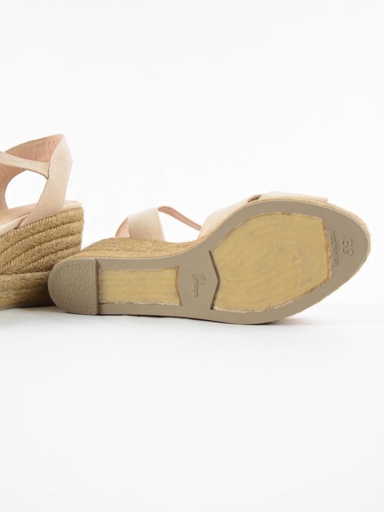 CASTAÑER Castaner  Blaudell Sandals in Nude