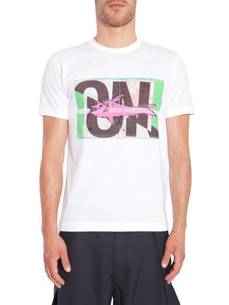 Comme Des Garçons Shirt  REGULAR FIT T-SHIRT