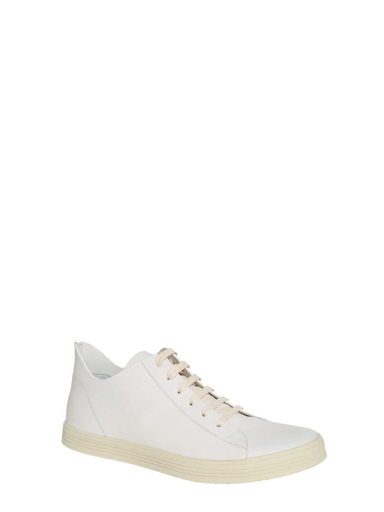 RICK OWENS Low Top Sneakers in Animal Print
