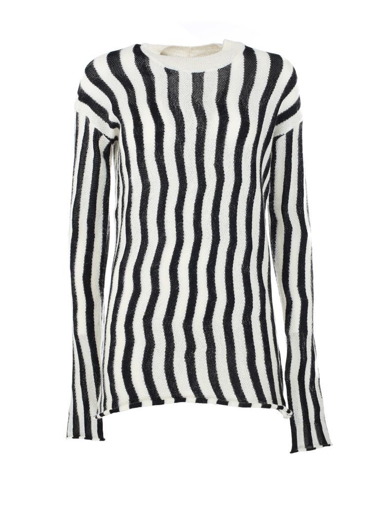 HELMUT LANG Helmut Lang Striped Sweater
