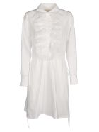 Chloé Ruffled Cotton Day Dress