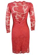 Olvi's Long Sleeved Lace Dress
