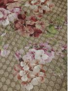 Gucci Blooms Supreme Shawl Scarf