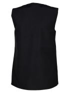 Victoria Beckham Bow Detailed Top