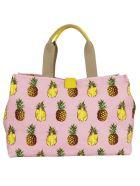 Dolce & Gabbana Pineapple Print Shopper Bag