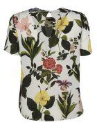 Vivetta Floral Print Blouse