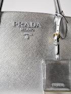 Prada Saff.cuir+city Calf Monochrome Bag