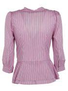 Balenciaga Striped Jersey To