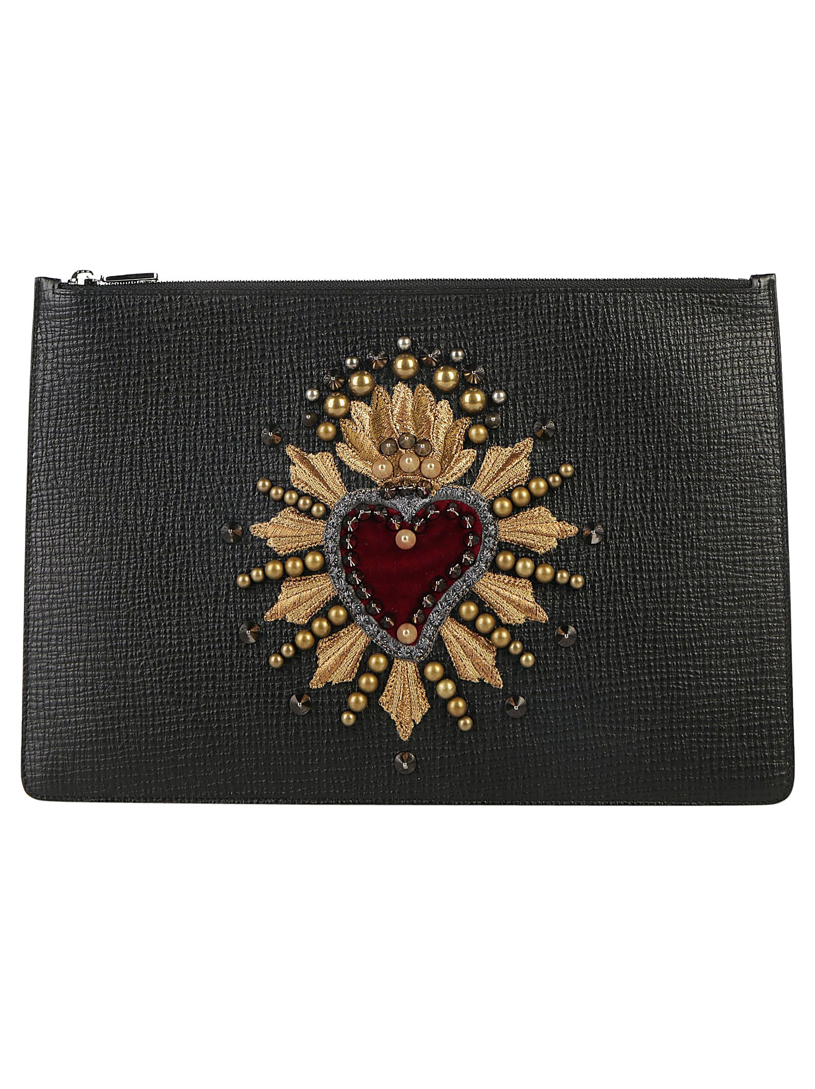 Amore document holder - Black Dolce & Gabbana Shopping Online High Quality 5tGxrny