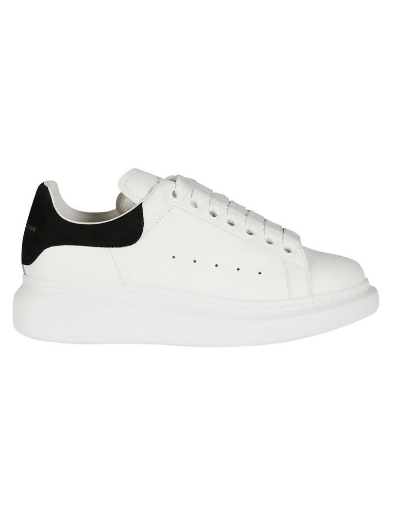 Alexander Mcqueen Extended Sole Platform Sneakers